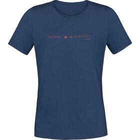 Norrøna /29 Cotton ID t-shirt Dames blauw